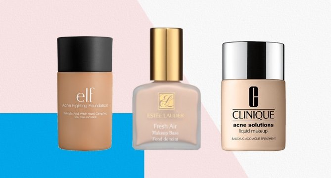 202K Reviews: 2016's Best Foundations for Oily Skin