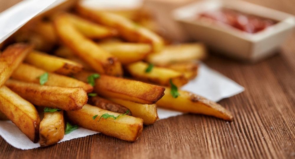 The Best Frozen French Fries