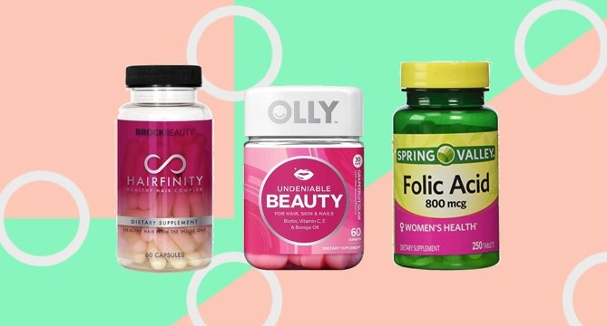The Best Supplements for Hair Growth: 12K Reviews