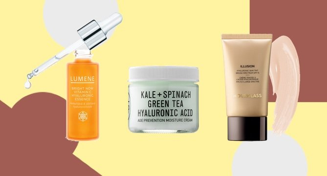 The Best Facial Products with Hyaluronic Acid