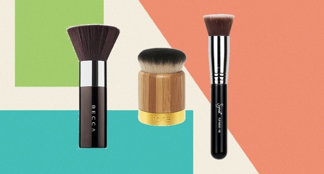 46K Reviews: The Best Kabuki Brushes for Every Budget