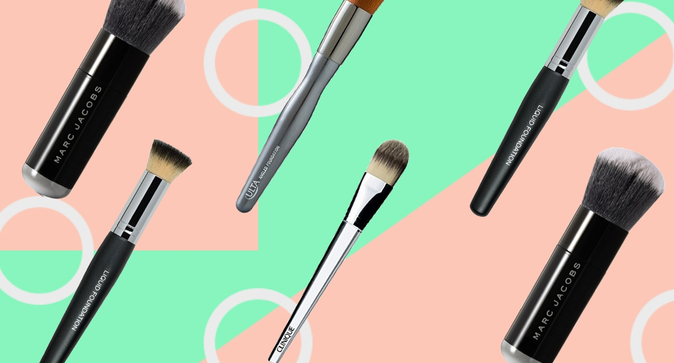 The Best Liquid Foundation Brushes 288k Reviews Influenster Reviews 2021