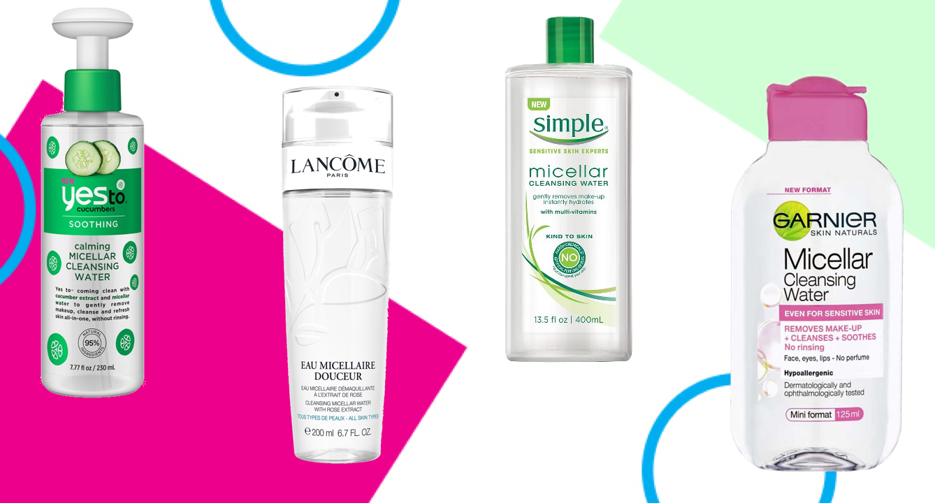 7 Micellar Waters For Every Budget