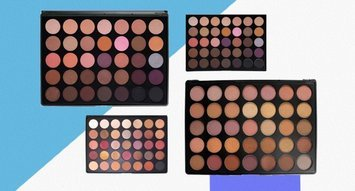 12K Reviews: The Best Morphe Eyeshadow Palettes