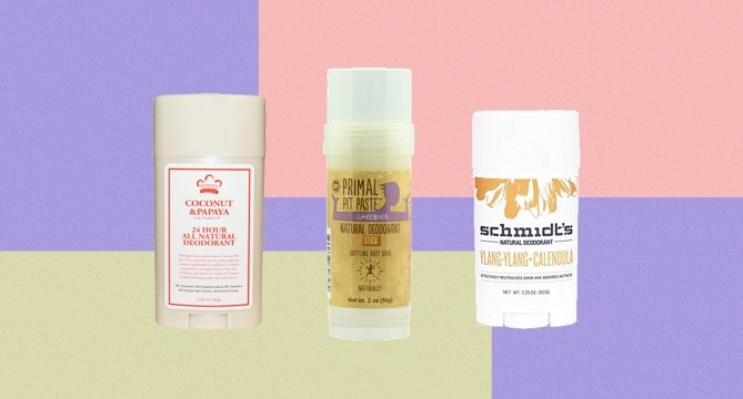 70K Reviews: The Best Aluminum-Free Deodorants