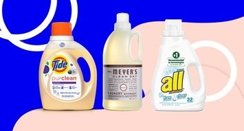 The Best Natural Laundry Detergents