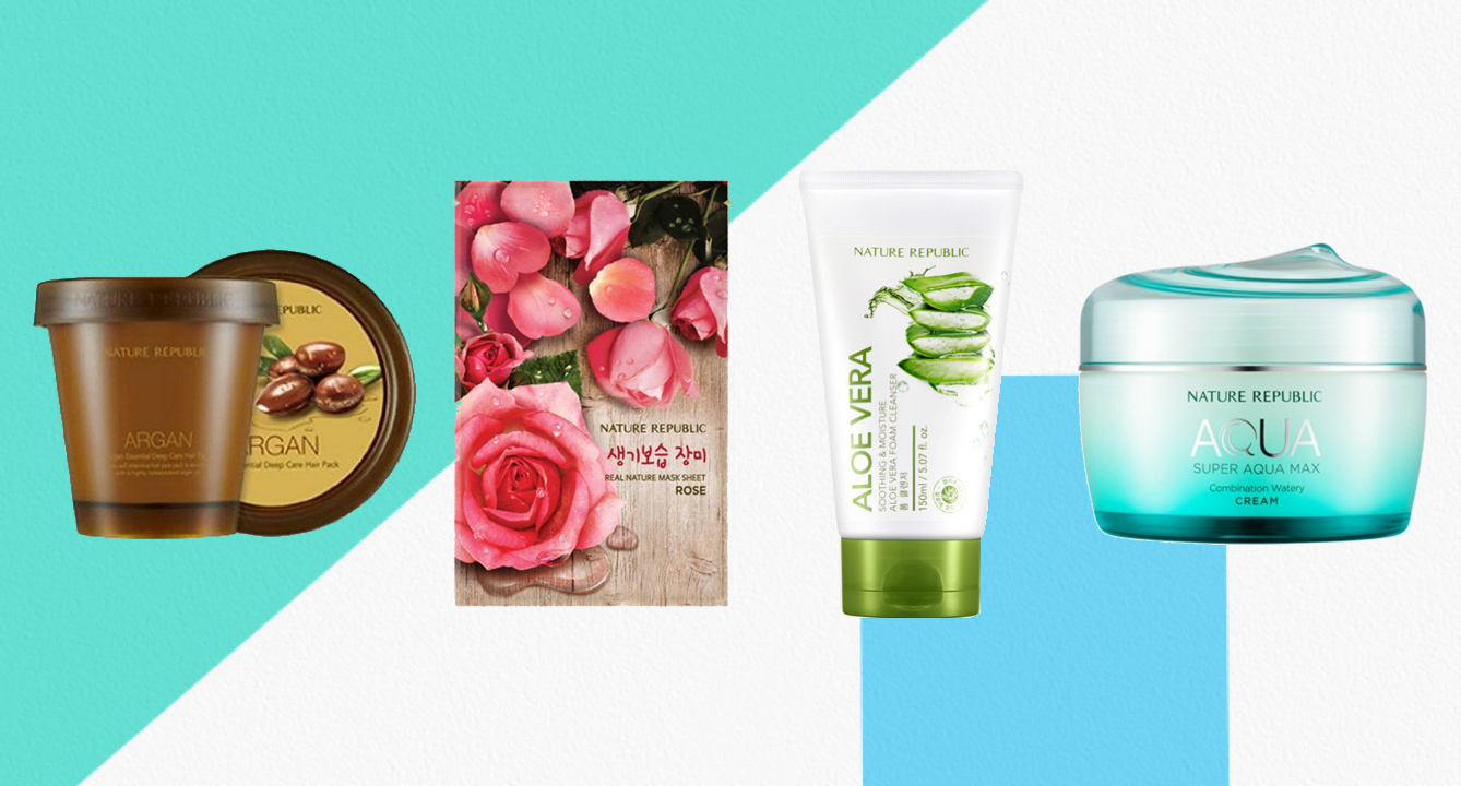 The Best Nature Republic Products