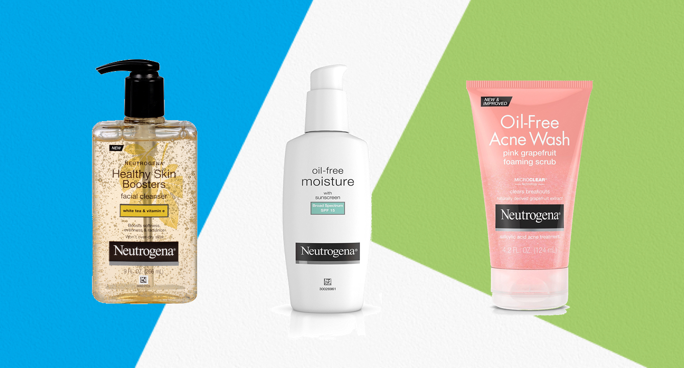 The Best Neutrogena Skincare Products