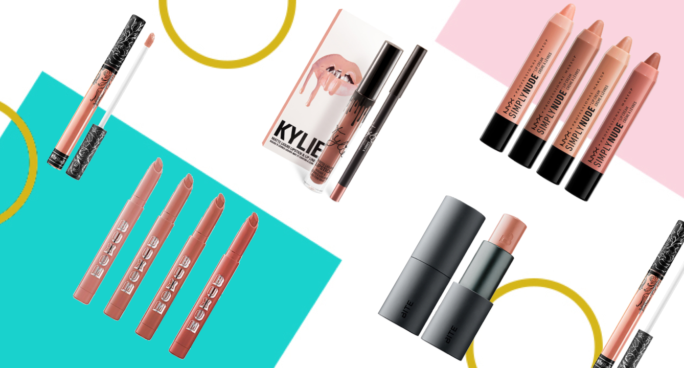 The Best Nude Lipsticks for Every Budget
