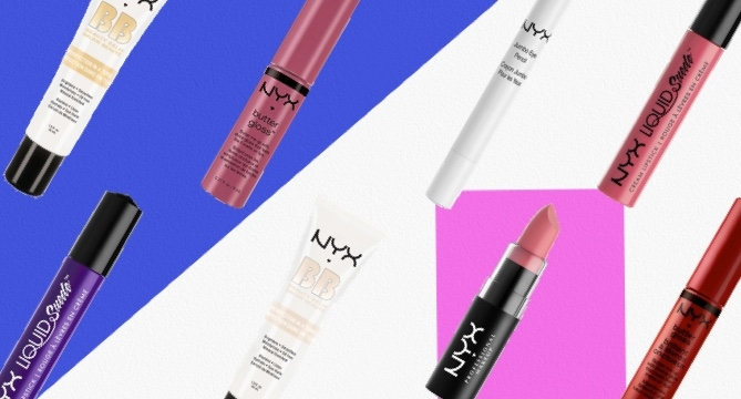 The Best NYX Cosmetics Products Around