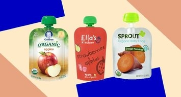 The Best Organic Baby Foods