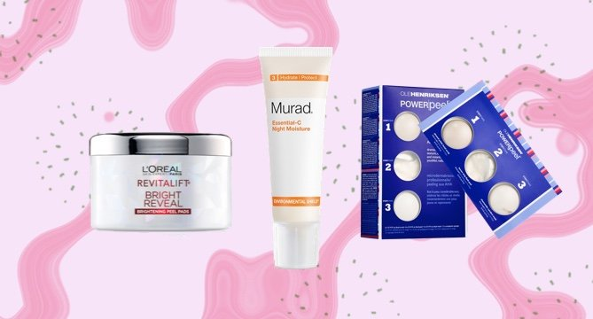 The Best Facial Peels for Glowy, Radiant Skin: 7K Reviews