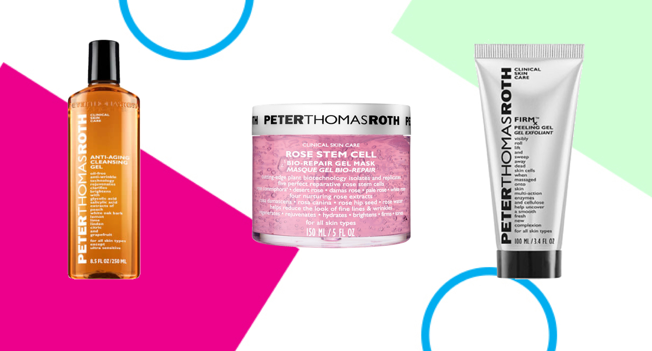 The Best Peter Thomas Roth Products