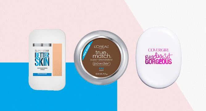 31K Reviews: 2016's Best Powder Foundations Under $10