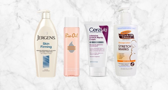 products for stretch marks