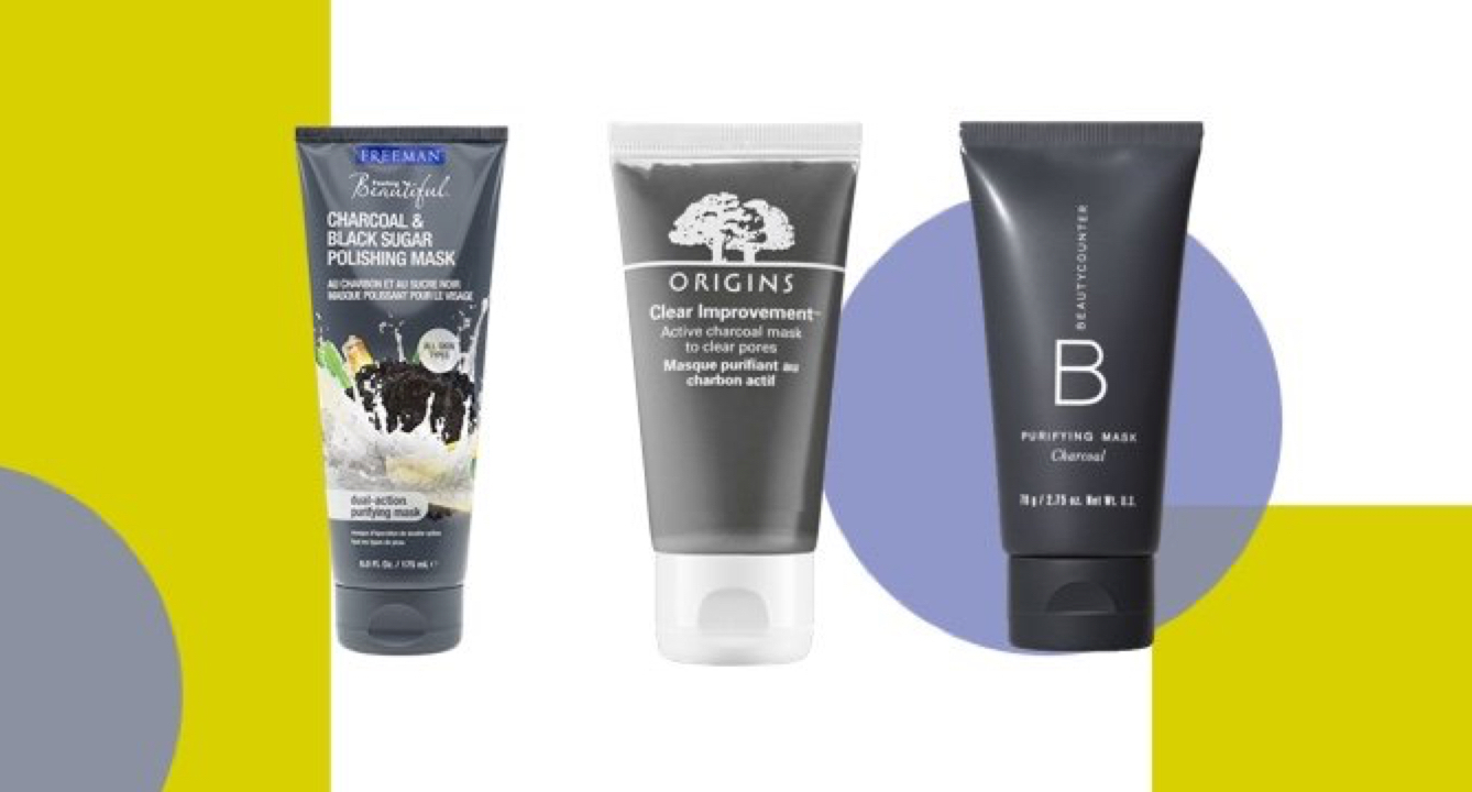 The Best Skincare Products With Activated Charcoal