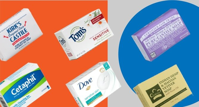 The Best Gentle Bar Soaps: 198K Reviews