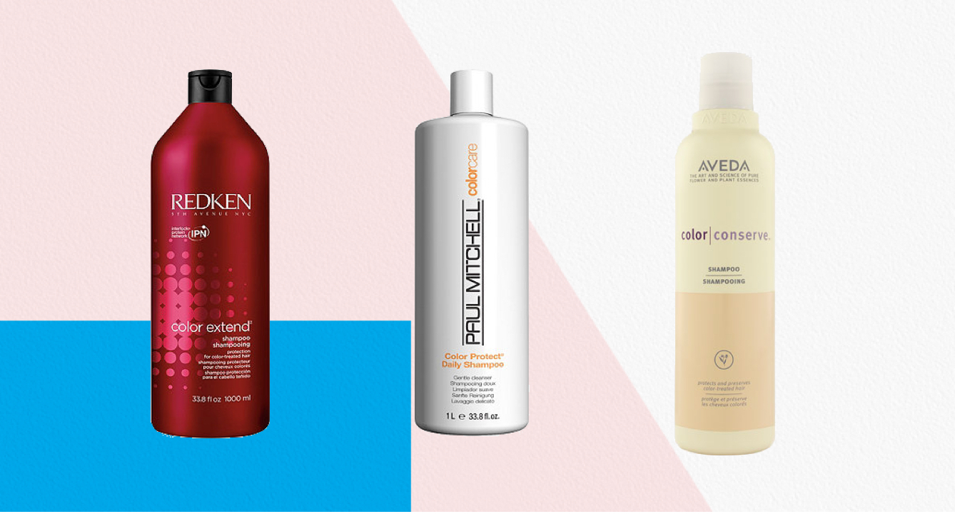 The Best Shampoos For Color Treated Hair