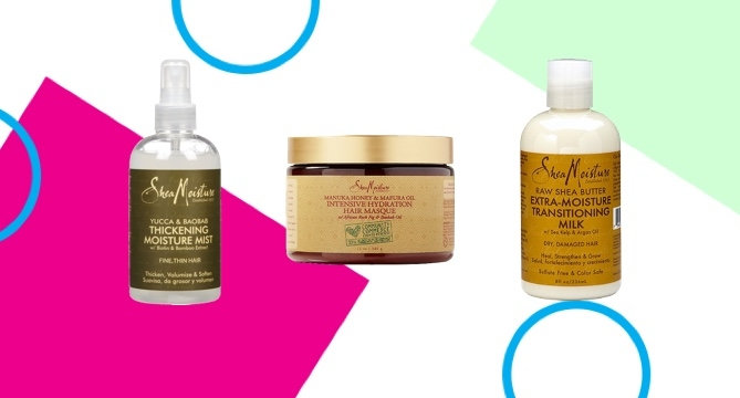 The Best SheaMoisture Products