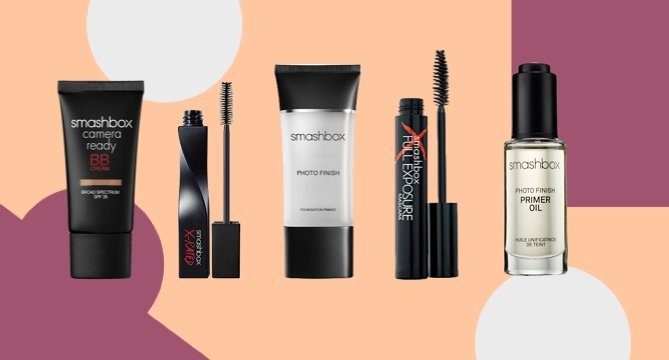 The Best Smashbox Cosmetics Products