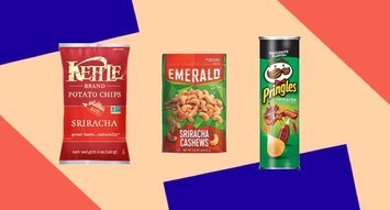 The Best Sriracha Flavored Snacks