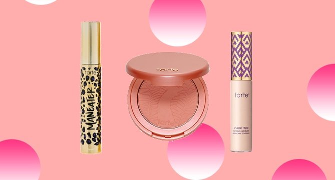 70K Reviews: The Top Rated Tarte Products