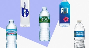 The Best Tasting Bottled Waters