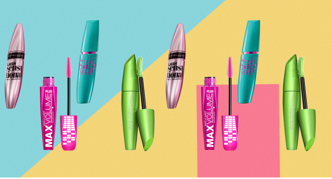 The Best Drugstore Waterproof Mascaras: 150K Reviews