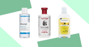 The Best Witch Hazel Toners for Blemishes: 182K Reviews