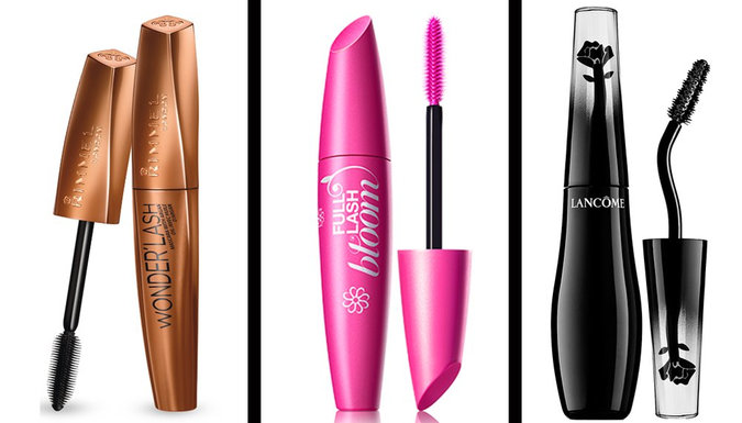 Best New Mascaras for Super-Long Lashes