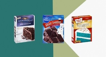 The Best Birthday Cake Mixes