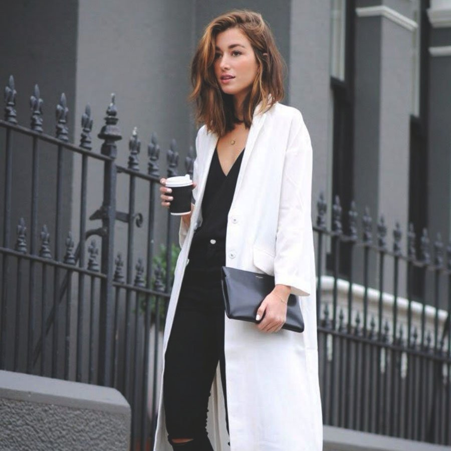 Color Crush: Black & White