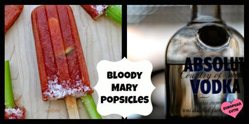I Need a Cocktail: Bloody Mary Popsicles