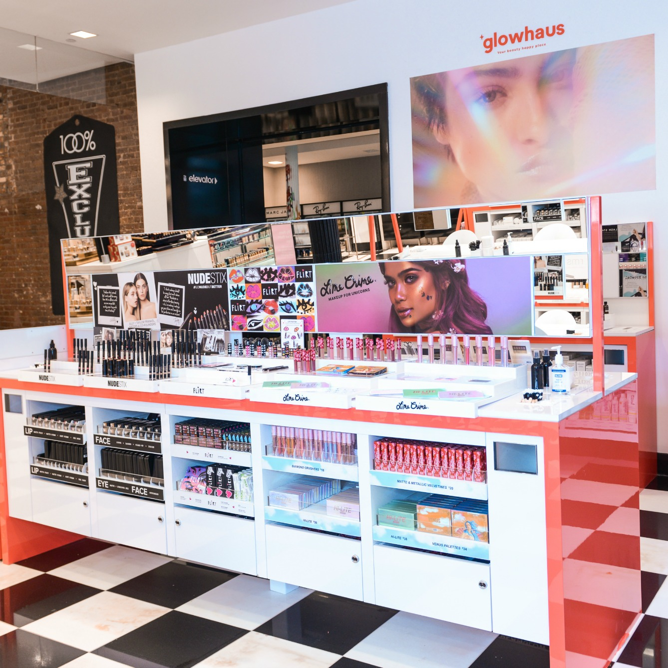 Here's What to Shop at Bloomingdale's New Glowhaus