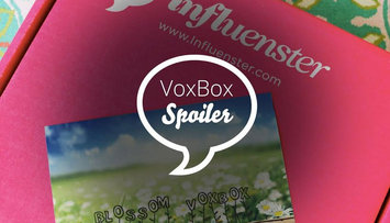 The #BlossomVoxBox is in FULL BLOOM.