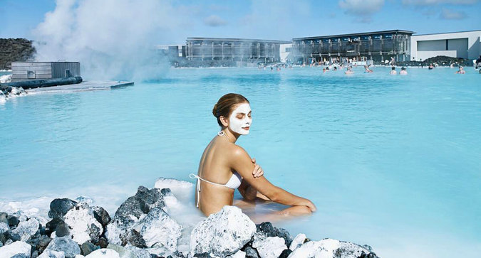 No Need to Go to Iceland, the Blue Lagoon is Coming to You