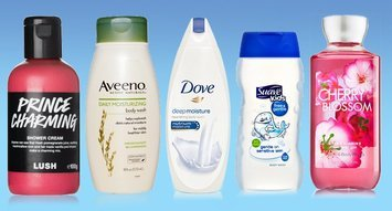Top 10 Body Washes on Influenster