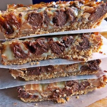 Treat Yourself: Bonfire Bars
