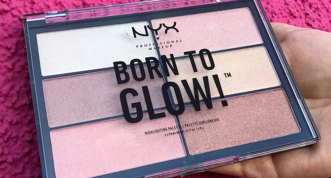 NYX Launches Your Dream Holographic Collection