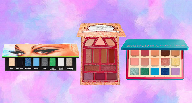 5 New Vibrant Luxe Palettes For Spring