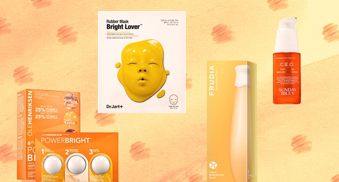 The Newest Brightening Products to Keep That Summer Glow