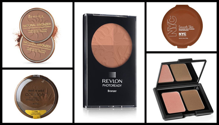 Get Your Glow On: The Best Drugstore Bronzers