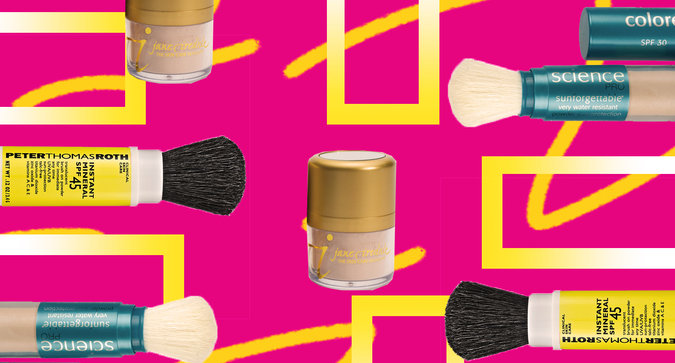 SPF Powders To Protect Your Makeup and Your Skin