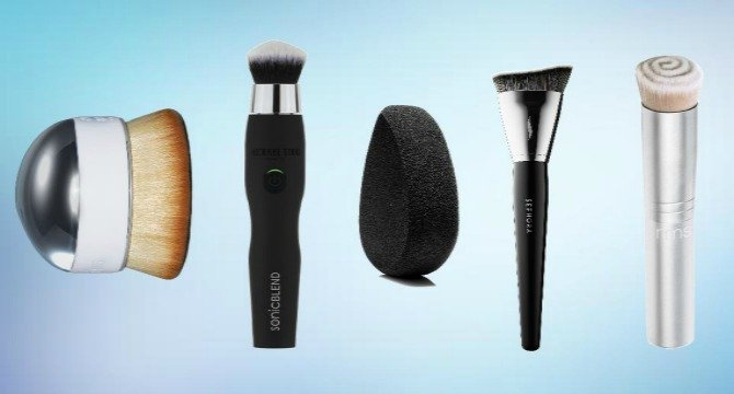 5 Makeup Brushes You Didn't Know You Needed