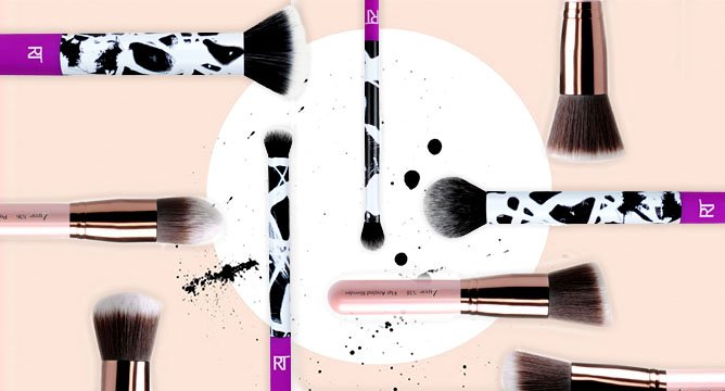 Makeup Brushes That Are So Pretty You Need to Display Them