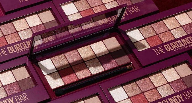 Big News: Maybelline is Bringing the Burgundy Bar to the U.S.