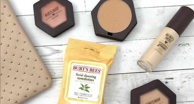 I've Been Wearing Burt's Bees New Natural Makeup for a Week