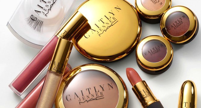 Caitlyn Jenner's MAC Collection is Better Than We Could've Imagined