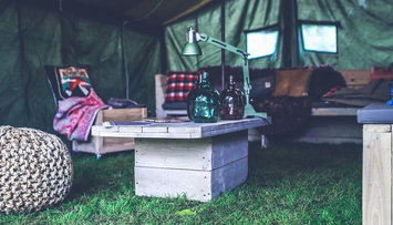 This Summer's Top Camping (or Glamping) Trip Must-Haves