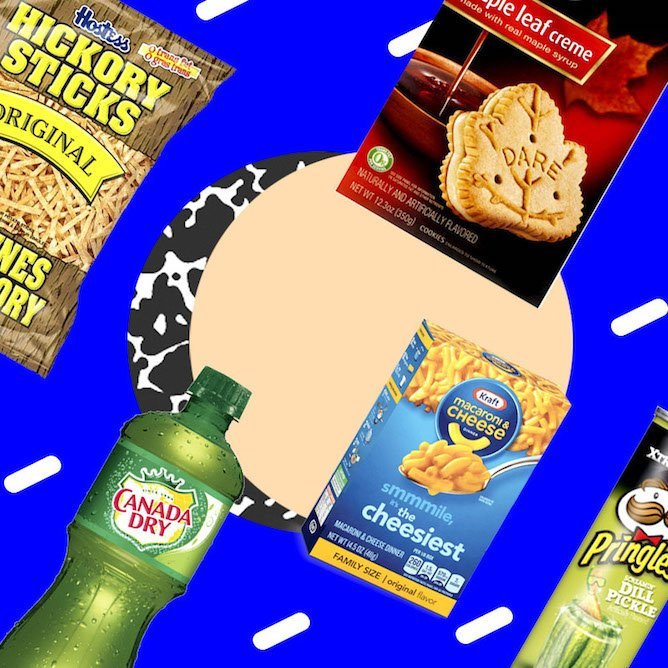 Classic Canadian Snacks Everyone Should Try